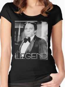 Adel Imam Women's Fitted Scoop T-Shirt
