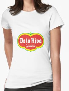 De La Riva Gaurd Womens Fitted T-Shirt