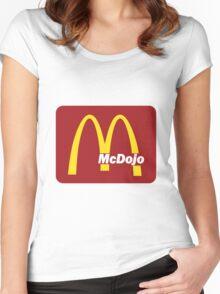 McDojo Women's Fitted Scoop T-Shirt