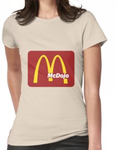 McDojo Womens Fitted T-Shirt
