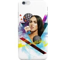 Megan Fox iPhone Case/Skin