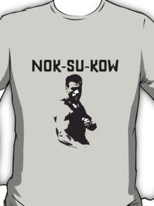 White Warrior T-Shirt