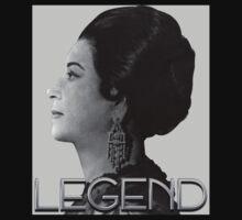 Umm Kulthum by TheDayNAge