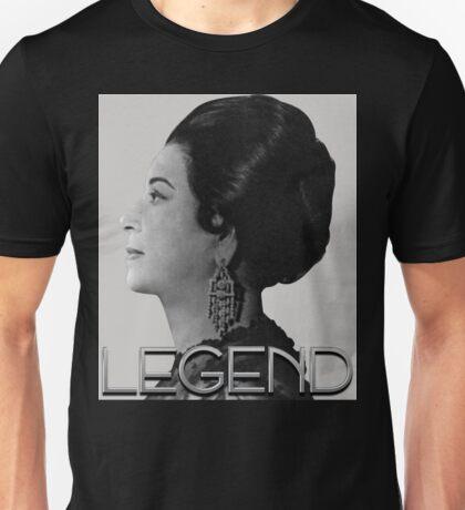 Umm Kulthum Unisex T-Shirt