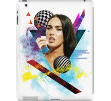Megan Fox iPad Case/Skin