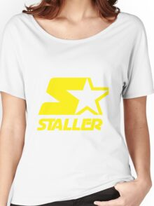 Staller Women's Relaxed Fit T-Shirt