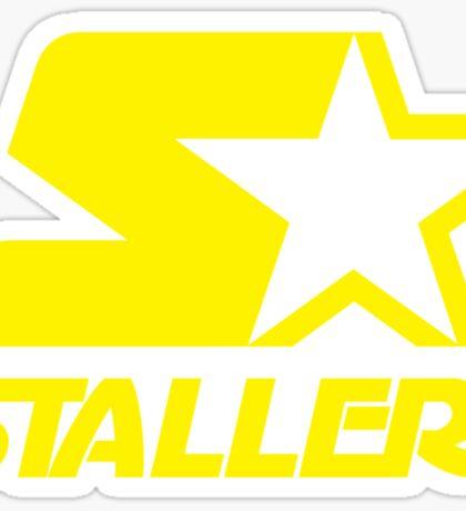 Staller Sticker