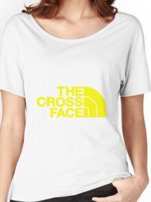 The Cross Face Women's Relaxed Fit T-Shirt