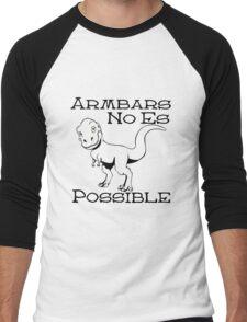 Trex Armbars Men's Baseball ¾ T-Shirt