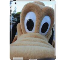 Hey Pluto iPad Case/Skin