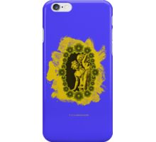 Apollo e Dafne iPhone Case/Skin