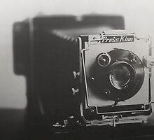 vintage tilt camera by Paula Burgoon