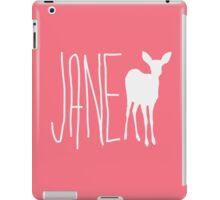 Max Caulfield - Jane Doe iPad Case/Skin
