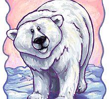 Animal Parade Polar Bear by ImagineThatNYC