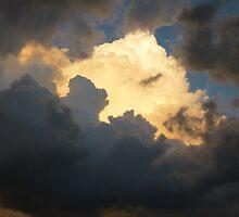 The Tornado That Went Away by WildestArt