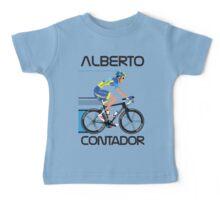 ALBERTO CONTADOR Baby Tee