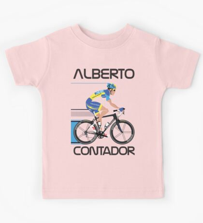ALBERTO CONTADOR Kids Clothes