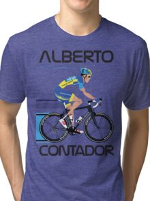 ALBERTO CONTADOR Tri-blend T-Shirt