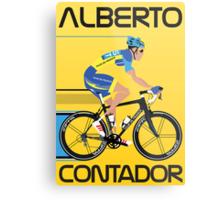 ALBERTO CONTADOR Metal Print