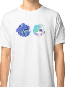 Sun and Moon Princesses Classic T-Shirt