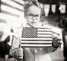 america by Paula Burgoon