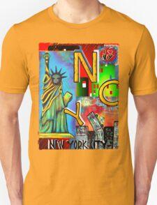 New York City - NYC Unisex T-Shirt