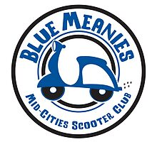 Blue Meanies Scooter Club by bluemeanies