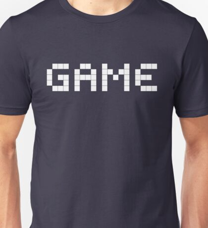 It's All About The Game Unisex T-Shirt