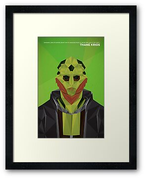 Thane Krios by donutplains