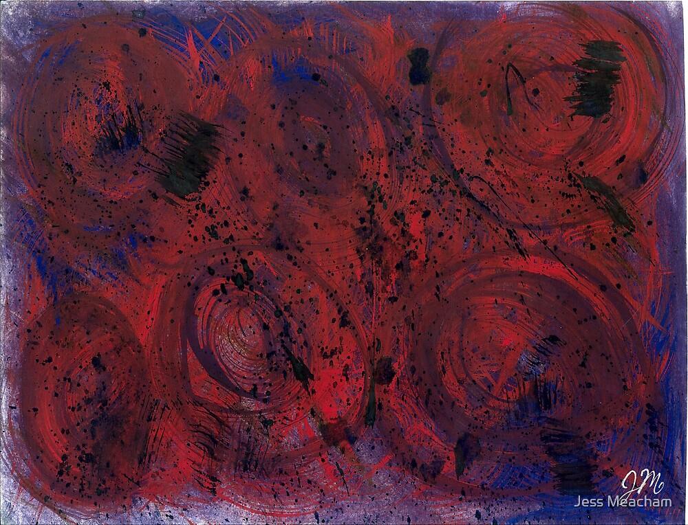 Dark Watercolor by Jess Meacham