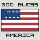 Retro 8 - bit America! by xXweeguyXx