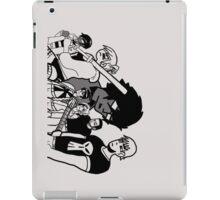 Seven Evil Exes iPad Case/Skin