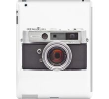 YASHICA iPad Case/Skin