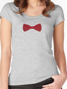 Bowties Women's Fitted Scoop T-Shirt