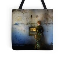 Through The Past To The Future Tote Bag