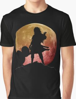 Dark Madara Graphic T-Shirt