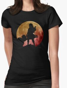 Dark Madara Womens Fitted T-Shirt