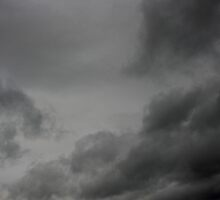 Dramatic Clouds by Theresa Selley
