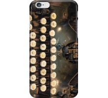 Communication Breakdown iPhone Case/Skin