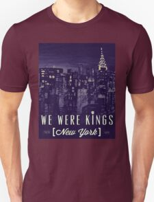 We Were Kings Retro T-Shirt