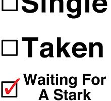 Waiting for a Stark by Jessica Becker