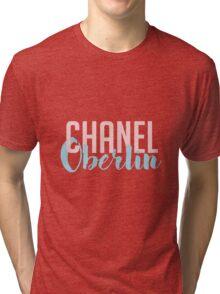 Chanel Oberlin  Tri-blend T-Shirt