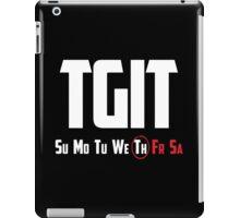 TGIT iPad Case/Skin
