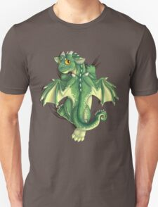 D is for Dragon! Unisex T-Shirt