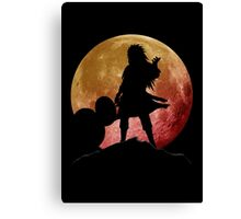 Dark Madara Canvas Print