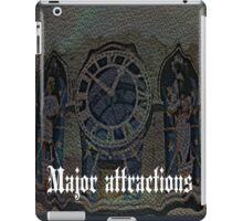 major attractions iPad Case/Skin