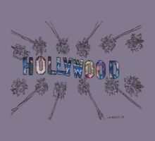 Hollywood, Los Angeles - City Tees Challenge by MRelyks