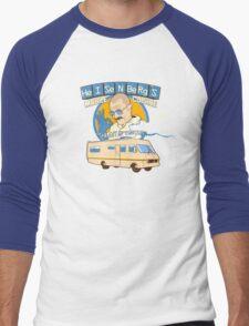 Heisenberg's - The Art of Cooking Men's Baseball ¾ T-Shirt