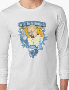 Heisenberg's Mobile Cuisine Long Sleeve T-Shirt