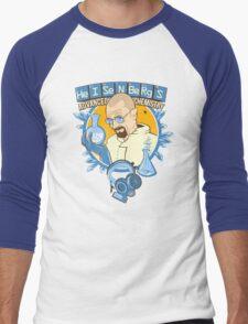 Heisenberg's Mobile Cuisine Men's Baseball ¾ T-Shirt